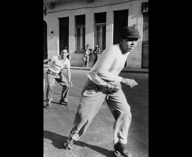 © Agnès Varda : Cuba, 1963 (détail), Coll. Centre Pompidou