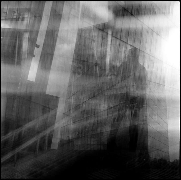 (c) Benoit Sabourdy Mind's Eye / Galerie Adrian Bondy.
