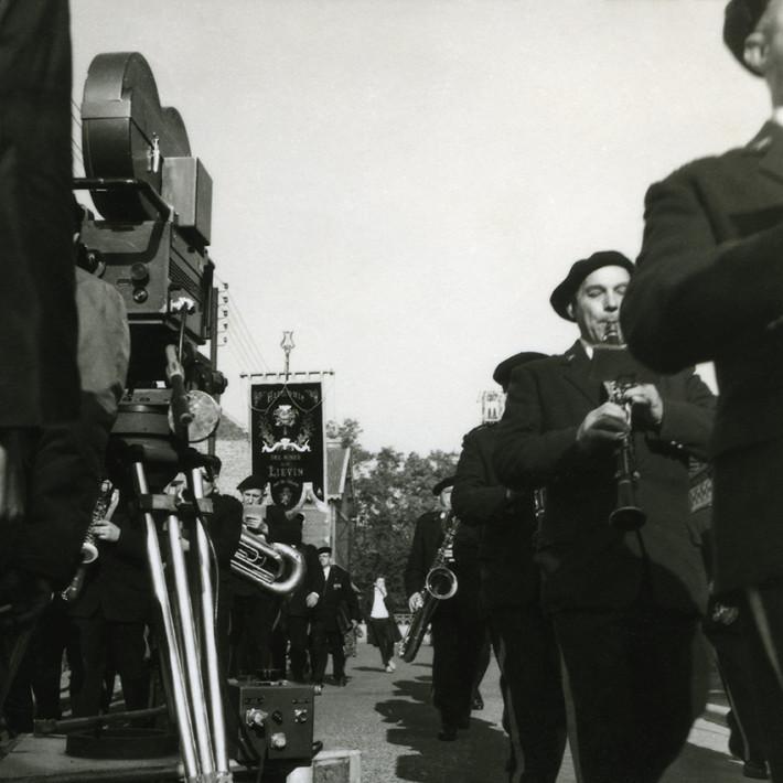 Centenaire de l'Harmonie de Liévin, novembre 1962, © Centre Historique Minier (prêt ANMT)
