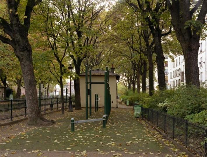 Dans Paris (c) Bazin-lemasson