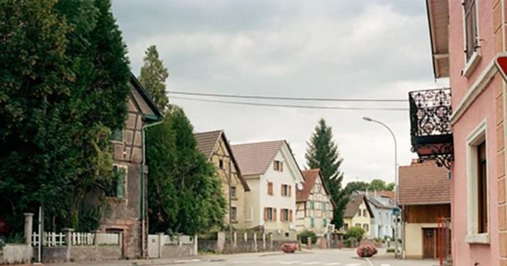 Le village de Ranspach-le-Bas (c) Thibaut-Cuisset