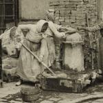 Photos de la collection Marguerite Durand à la médiathèque E. Rostand, Paris
