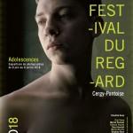 Festival du Regard 2018 sur le thème  de l'Adolescence, Cergy-Pontoise