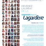 Dépôt de dossier Bourse Lagardère pour la photographie avant le 9 juin