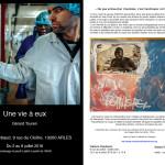 Une vie à eux, Gérard Touren, Voix-Off des RIP 2018