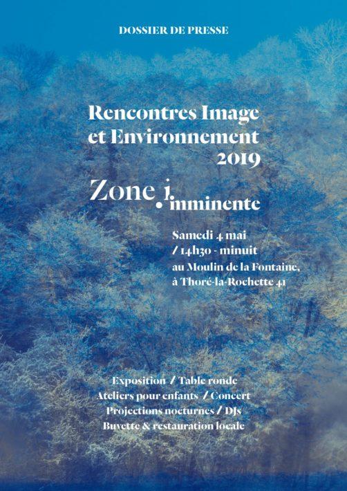 1ères Rencontres Image & Environnement à Thoré-la-Rochette, Loir et Cher