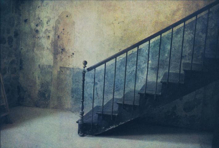 Plossu chez Meribel. 2012 Tirage Fresson. Courtesy galerie Camera Obscura