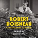 Robert Doisneau, un photographe au Muséum. Grande Galerie de l'Evolution, Paris