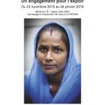 COP21, un engagement pour l'espoir. Photos Xavier Zimbardo, mairie du 18ème.