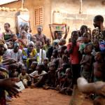 Christian Maillard. Visages du Bénin, Central Dupon à Paris