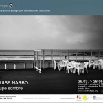 Louise Narbo. Coupe sombre. Contretype, Bruxelles