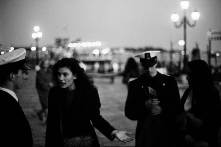 Riva degli Schiavonni,  Venise, 1992-1999  © Jean Noël de Soye