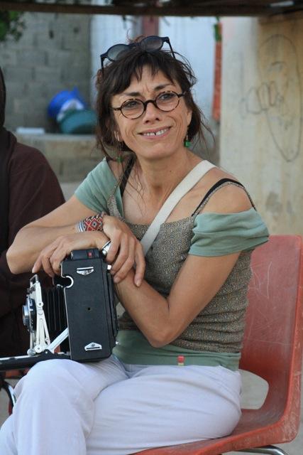Marraine du Prix Levallois 2018 - Valérie Jouve - © Rana Mosa Abu KHARBEESH